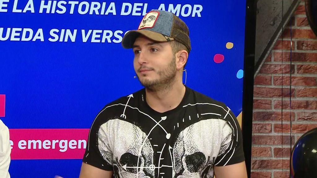Omar Montes demuestra que es todo un 'iluminati': Descifra la poesía del reggaeton