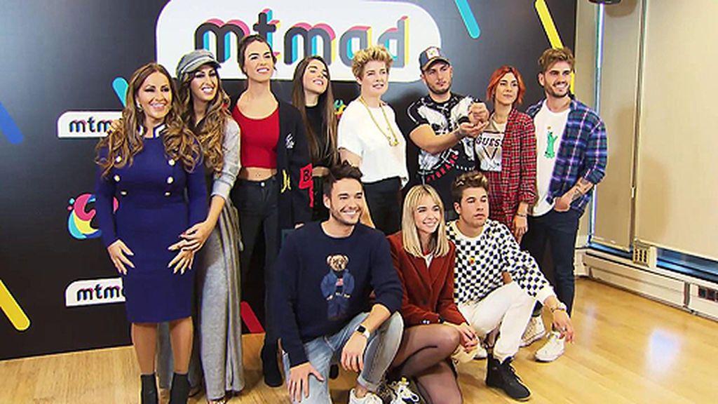 ¡Mtmad celebra dos años rodeado de los influencers del momento!