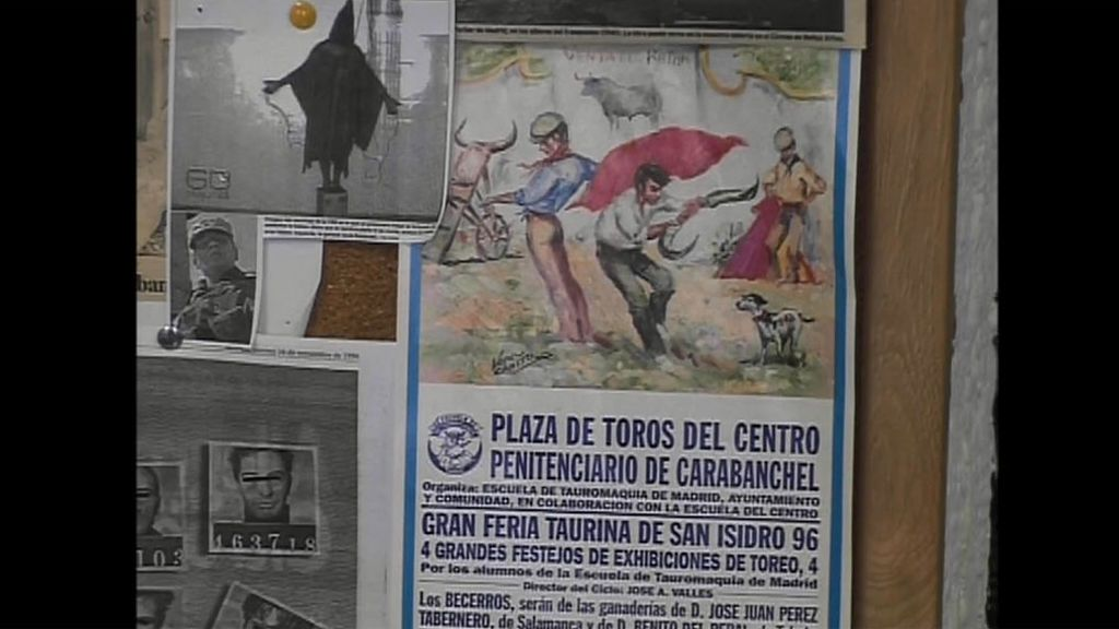 Radio, escuela taurina, pasacalles… La otra cara de la cárcel de Carabanchel