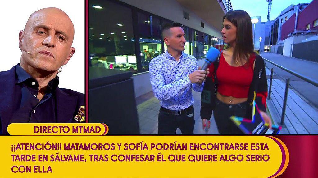 """Sofía Suescun: """"En mi canal de Mtmad voy a mostrar mi vida, Kiko espero que lo veas"""""""