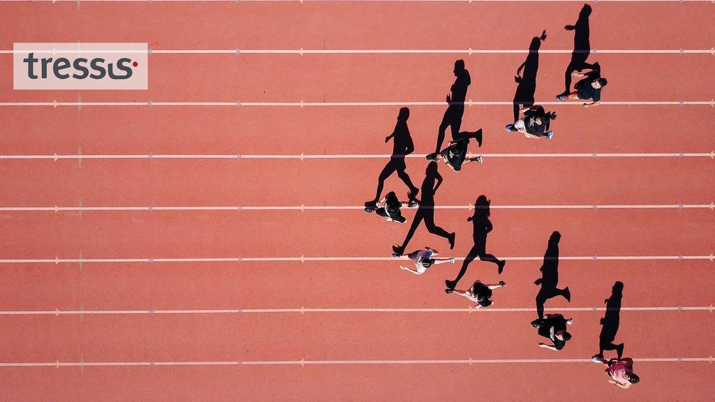 Jubilación: cuando la carrera empieza tras la línea de llegada