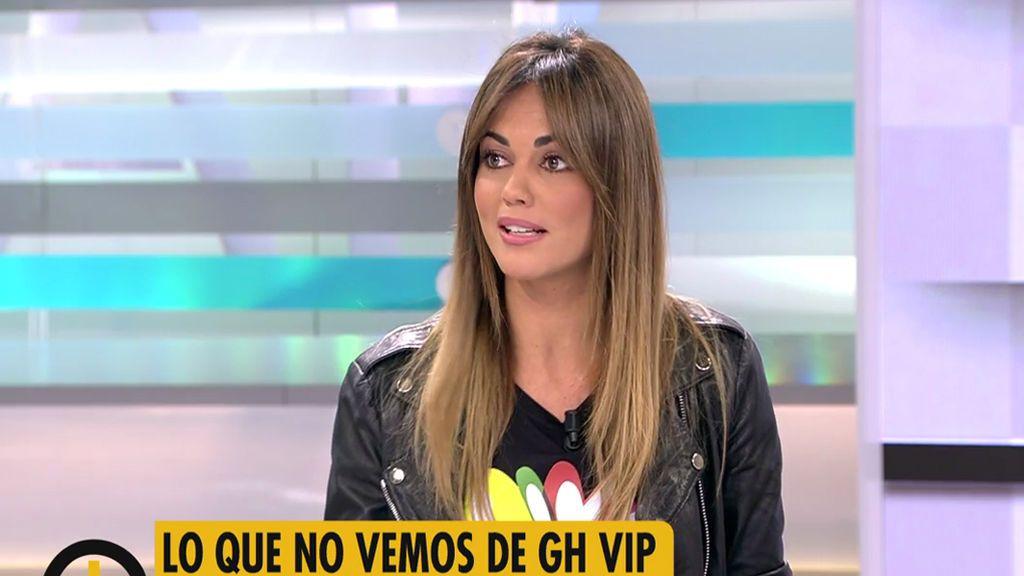 La otra Lara Álvarez: igual de guapa sin maquillaje