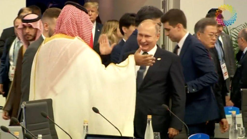 Mike Pompeo: Nada relaciona directamente al príncipe saudí con asesinato de Khashoggi