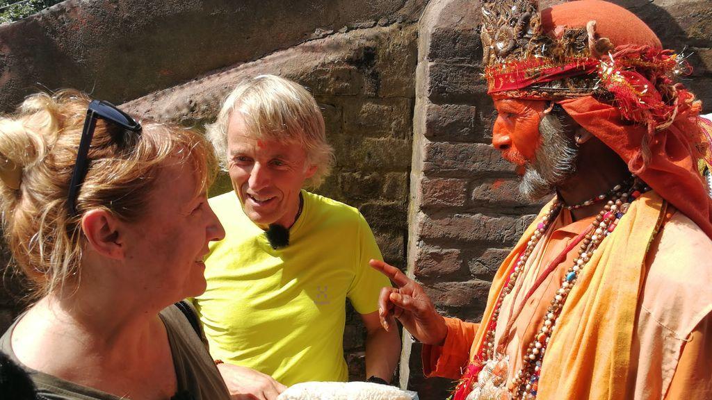 La India más espiritual con un descenso por el río Ganges aguarda a Blanca Portillo en 'Planeta Calleja'