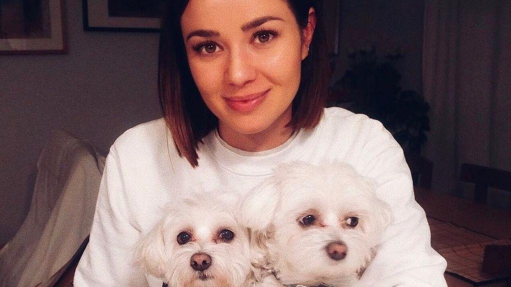 """La bonita relación de Jon, el hijo de Dafne Fernández, con su perra: """"si llora, ella es la primera en consolarle"""""""