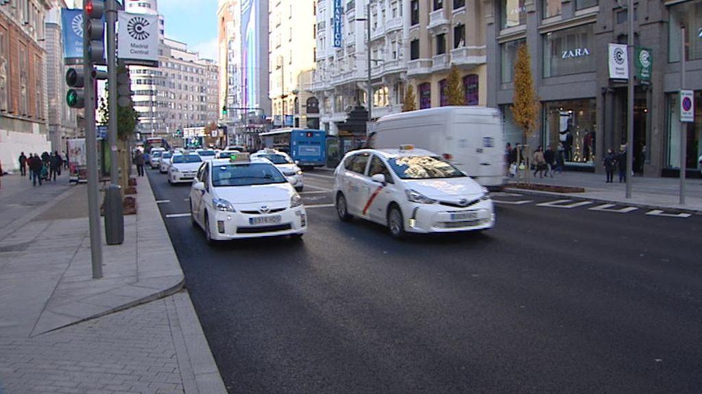 Así ha transcurrido el primer día de Madrid Central