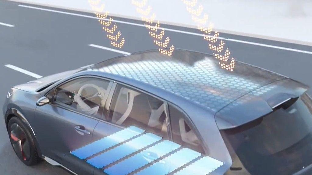 El plan de Hyundai para incorporar placas solares en sus coches a partir de 2019