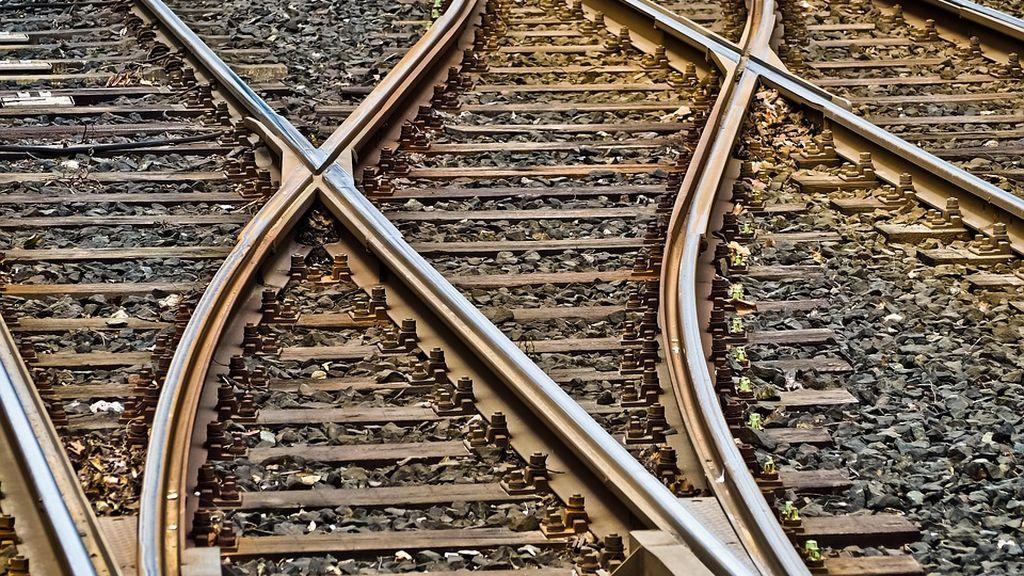 Trágica coincidencia: un tren atropella a un hombre tres días después de que su amigo muriese en las mismas circunstancias