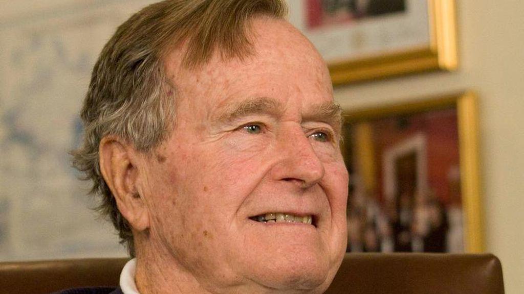 Fallece George Bush padre, a los 94 años de edad
