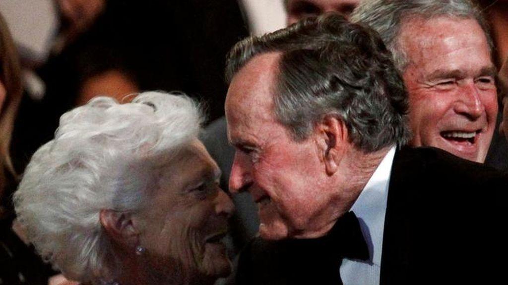 Así despiden en Twitter los políticos a George Bush padre