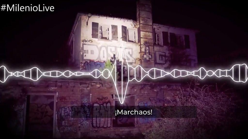 La psicofonía más escalofriante: La voz que dio una orden a los  investigadores