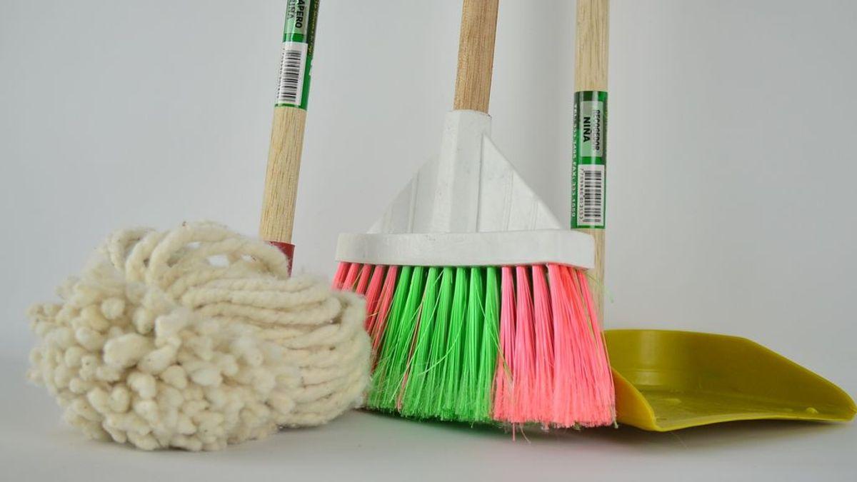 Descubre el peligro que supone la limpieza compulsiva del hogar