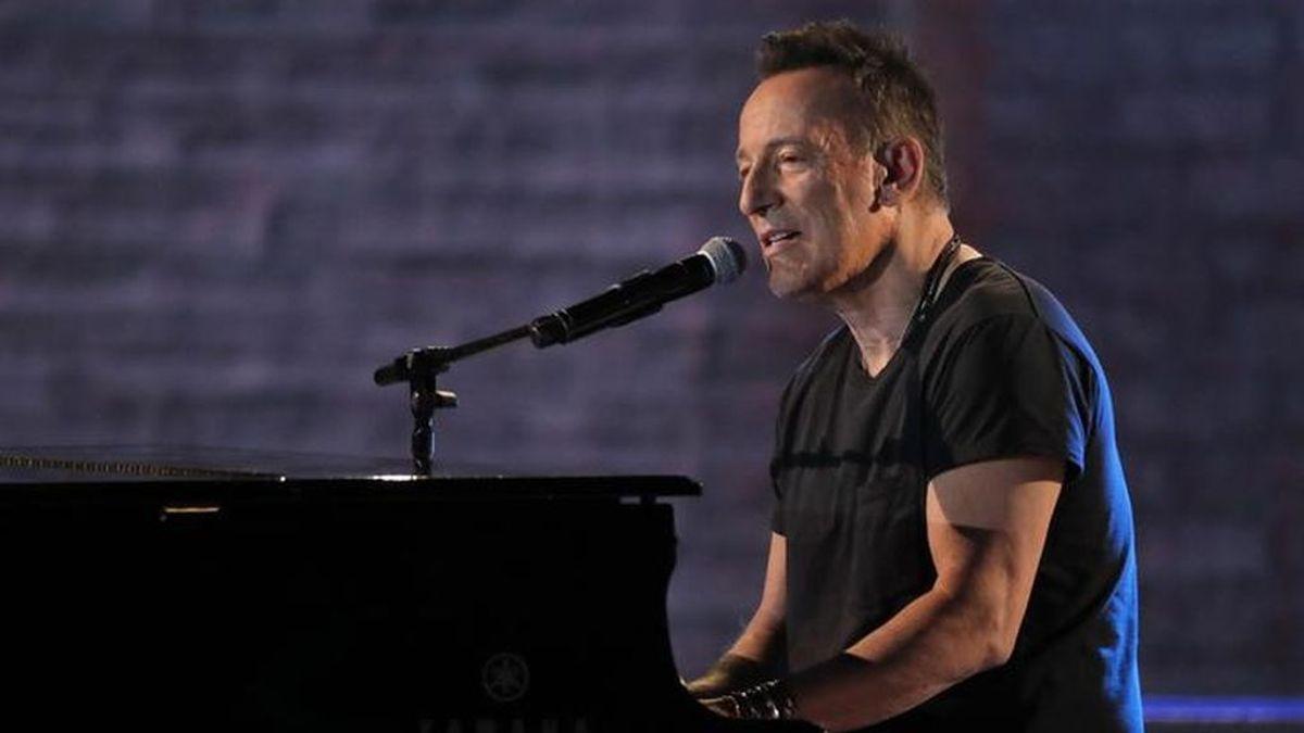 Bruce Springsteen revela que lleva medicándose desde 1982