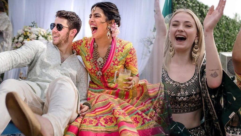 'Hollywood meets Bollywood': el álbum de fotos de la boda india de Priyanka Chopra y Nick Jonas