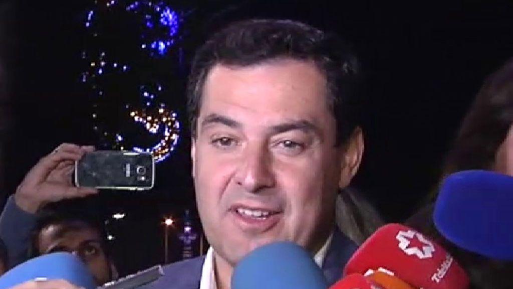 """Moreno Bonilla: """"Todo está muy abierto, la posibilidad de cambio es real"""""""