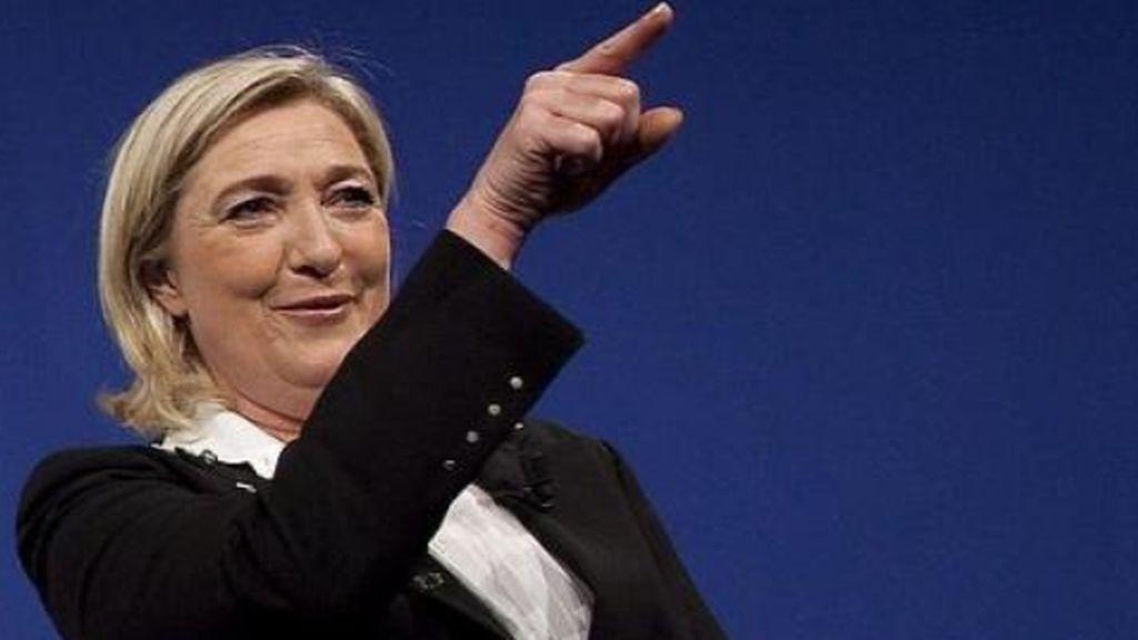 Marine Le Pen se adelante a todo y felicita a Vox por sus resultados en Andalucía