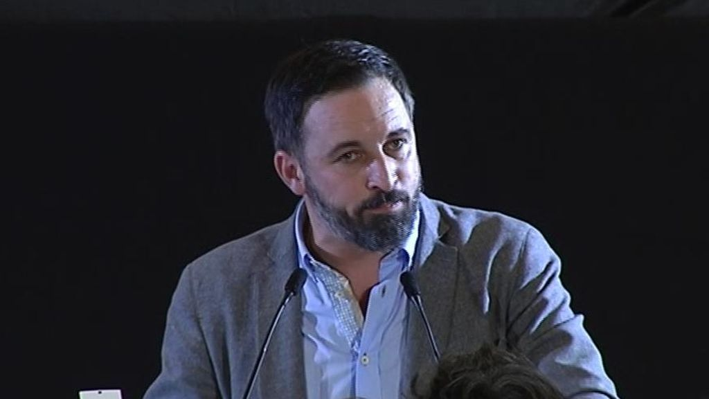 Abascal se conjura para que Vox gane las elecciones europeas