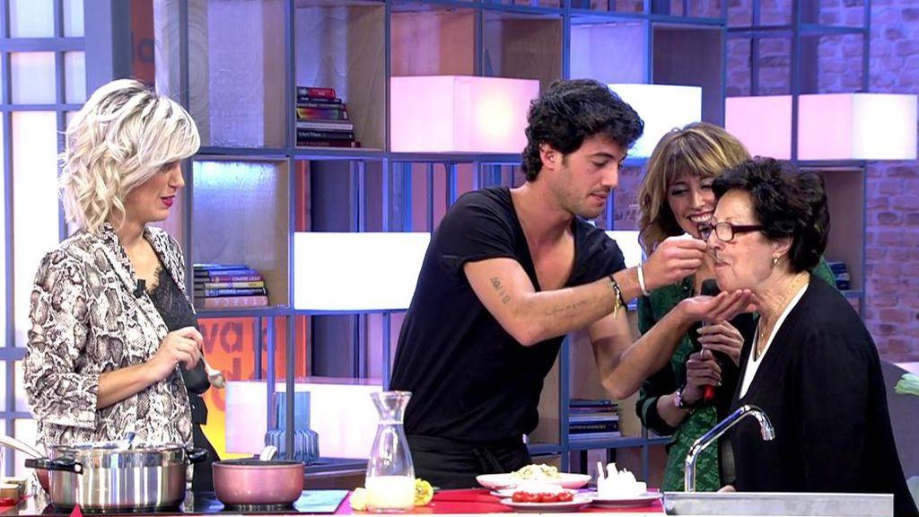 Las alcachofas regulan el colesterol: Jorge Brazález las prepara en risotto