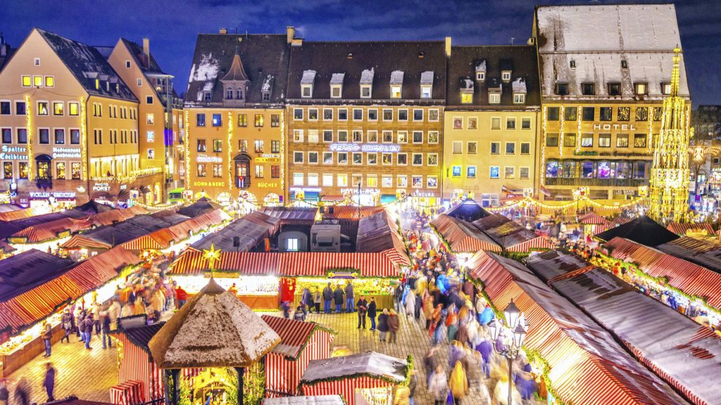 Ocho mercados navideños de ensueño