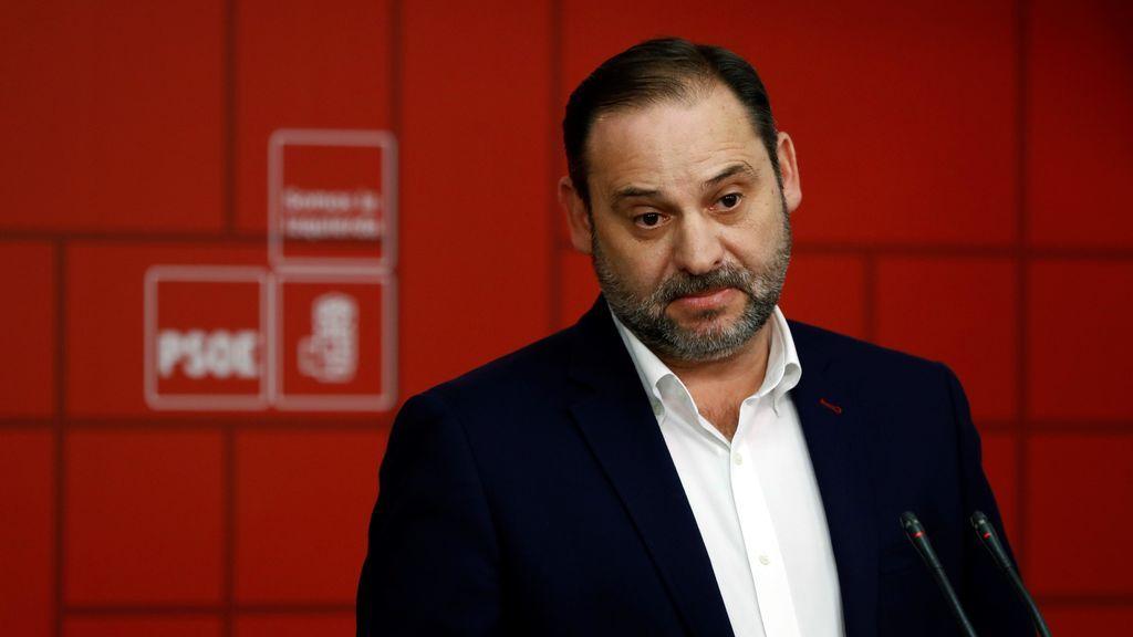 """Ábalos: """"El PSOE sigue siendo la primera fuerza en Andalucía"""""""