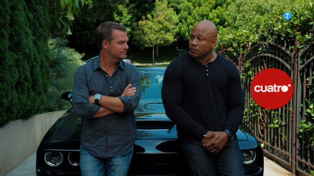 Estreno de la nueva temporada de 'NCIS: Los Ángeles', a partir del lunes a las 16:10 h.