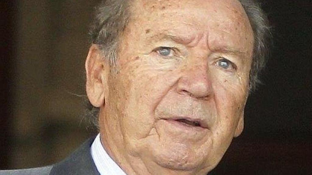 Adiós a Josep Lluís Núñez, mítico presidente del Barcelona