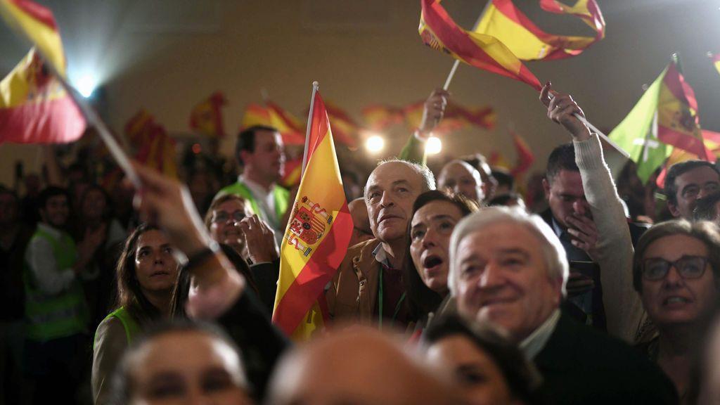 Quién vota a Vox, partido clave en la gobernabilidad de Andalucía