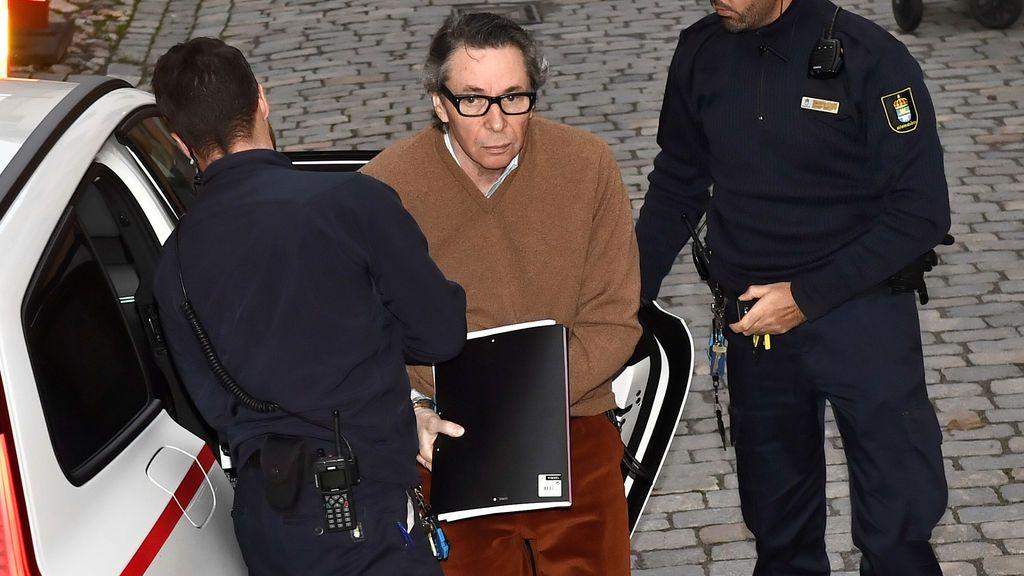 Condenado por un segundo delito de violación el protagonista del escándalo de los Nobel