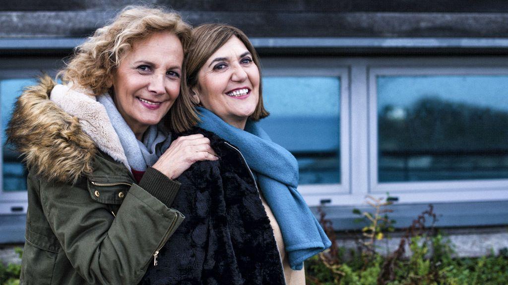 Elena Irureta yAne Gabarain, las dos madres de 'Patria' en HBO
