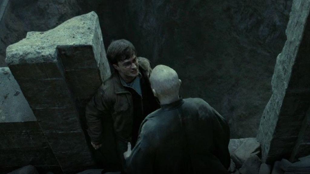 Ayuda a Harry Potter a derrotar a  Lord Voldemort en la lucha final el jueves a las 22:30