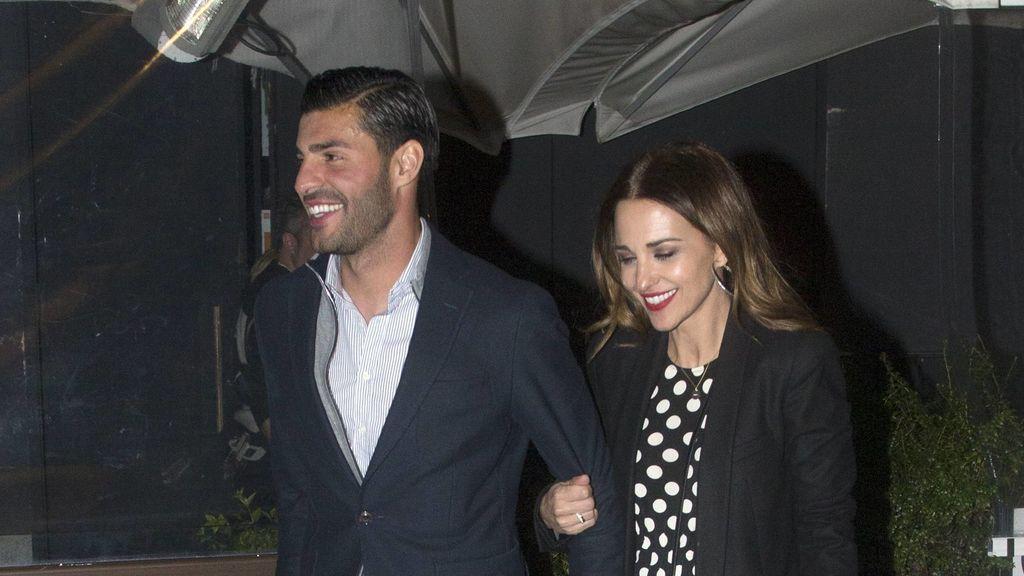 """Paula Echevarría y su hija Daniella visitan a Miguel Torres a Marbella, """"la ciudad del amor"""""""