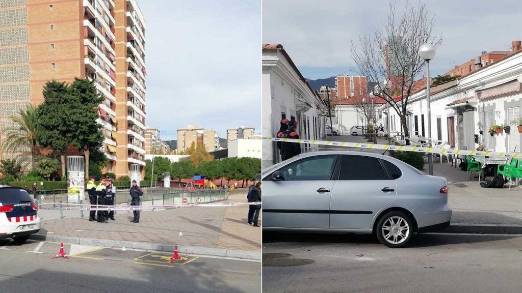 Tres heridos en un tiroteo en Barcelona por un asunto de tráfico de drogas