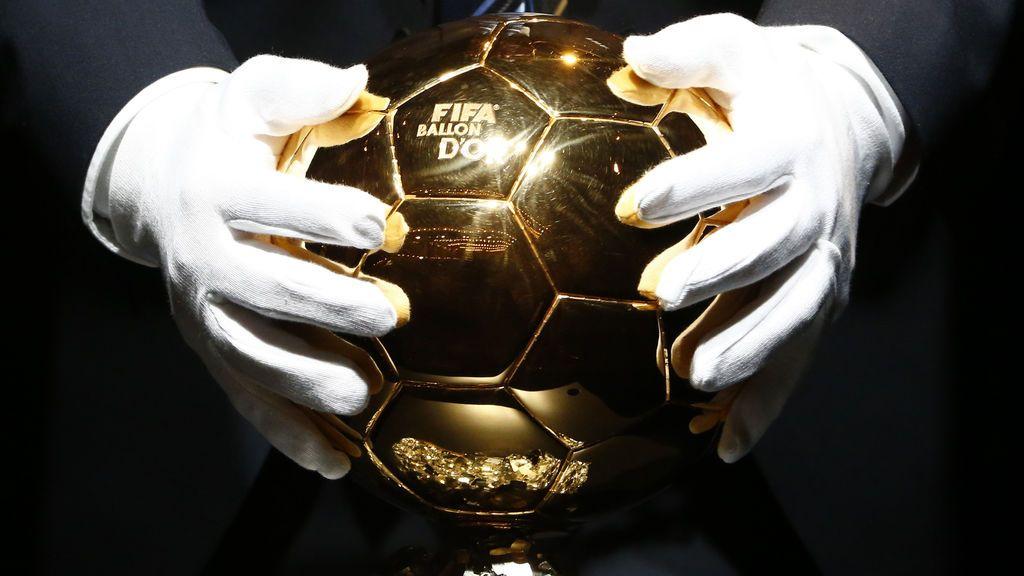 La gala del Balón de Oro, minuto a minuto