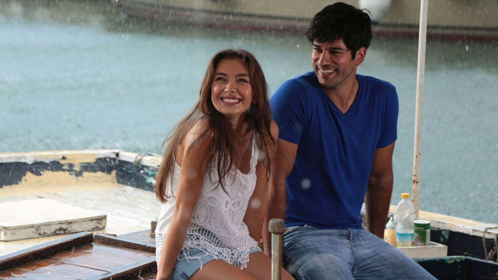 Nihan y Kemal en 'Kara Sevda (Amor eterno)'.