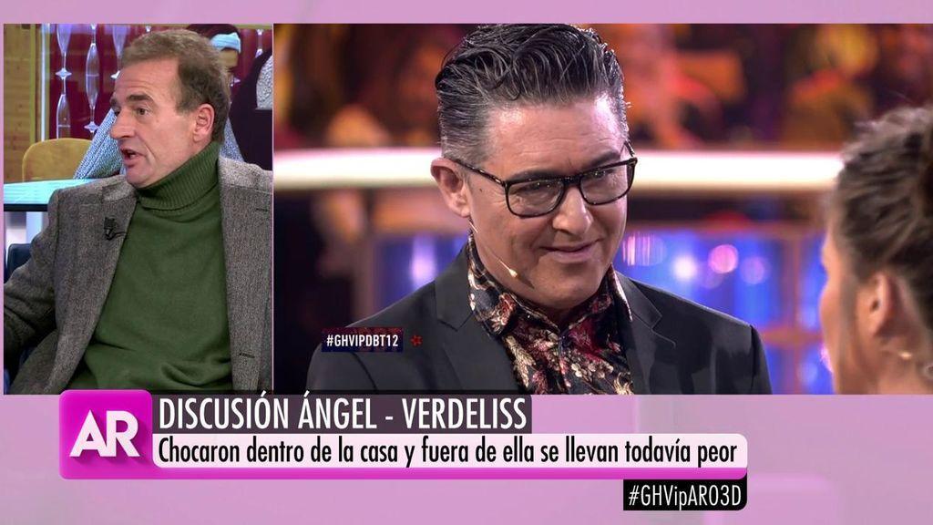 """Alessandro Lequio, sobre Ángel Garó: """"Es insoportable, va de divo por la vida"""""""