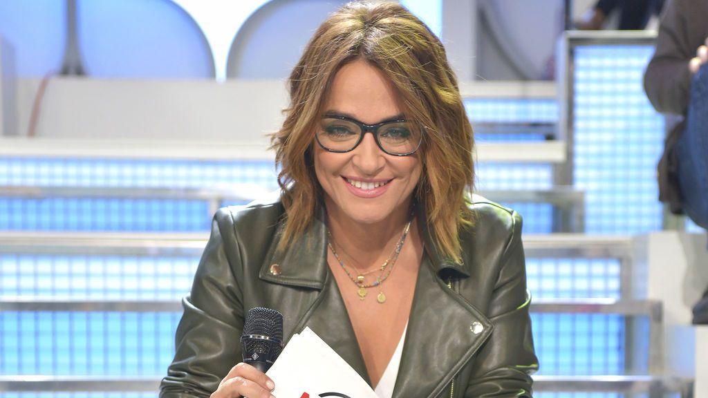 Toñi Moreno, nueva presentadora de 'Mujeres y hombres y viceversa'.