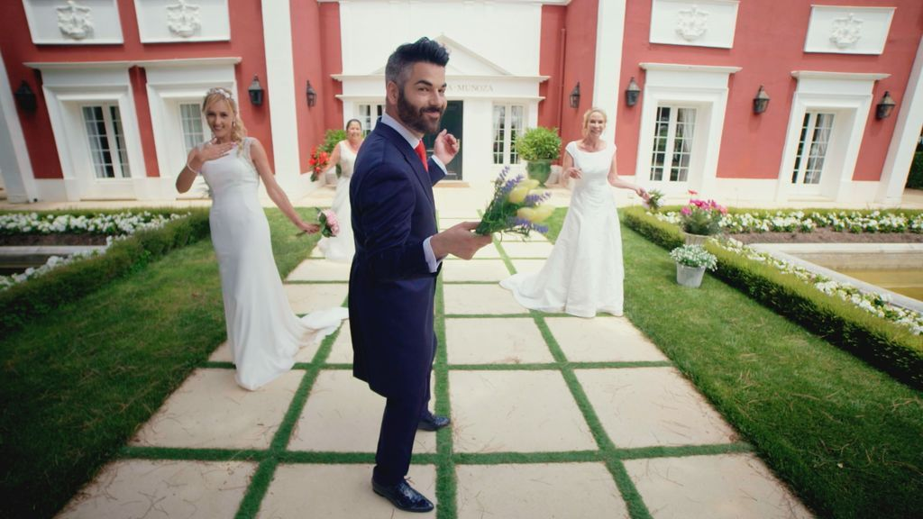 Concursantes de 'Cuatro weddings'.