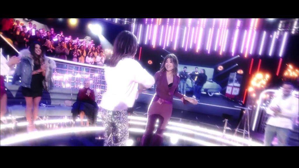 'GH VIP' se convierte en el musical de 'Grease', ¡con beso de Nagore y Sandra Barneda incluido!