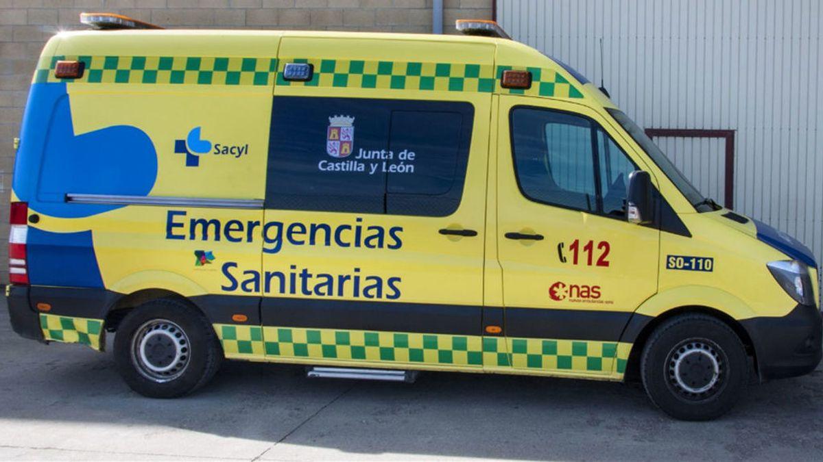 Accidente en Segovia: Dos muertos en un choque entre dos coches