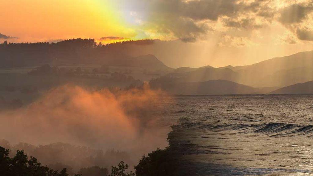 Qué es la calima y por qué llega estos días a las Canarias