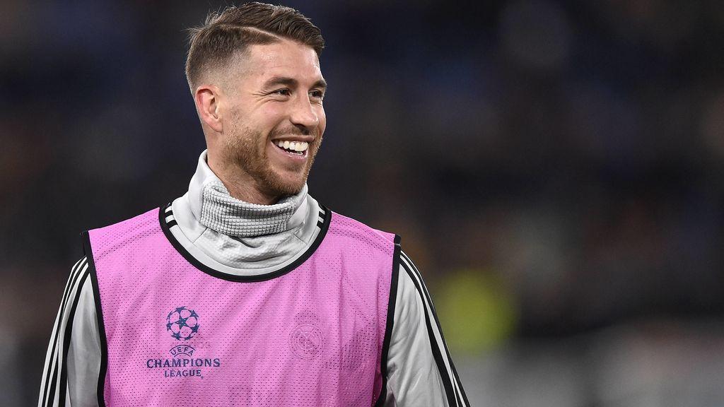 """Ramos, en Instagram: """"¿Y mi Balón de oro 'pa cuándo'?"""""""