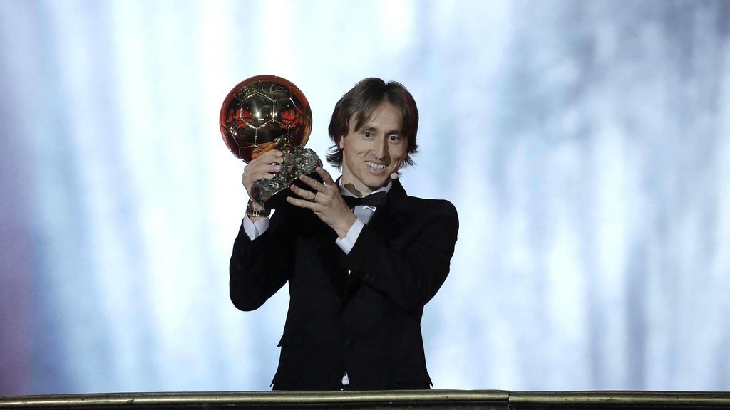 ¿Sabes qué regalará Modric al Bernabéu tras recibir el Balón de Oro?