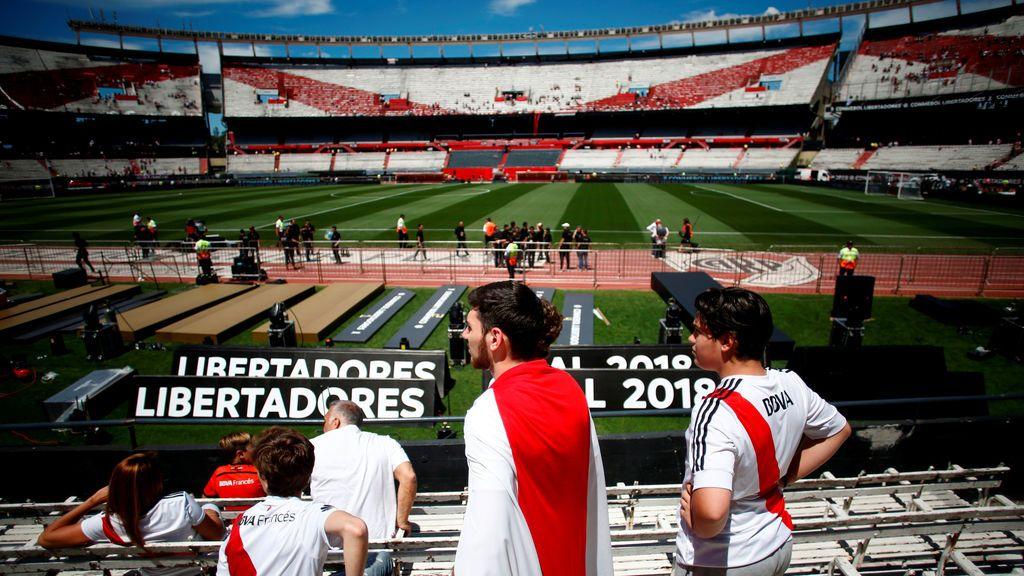 El mensaje de responsabilidad de la filial de River Plate en Madrid para los hinchas que vayan al Bernabéu a ver la final de la Libertadores