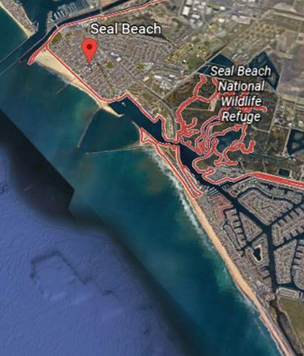 Google Earth detecta una ciudad hundida bajo el mar que pertenece a la Antigua Roma
