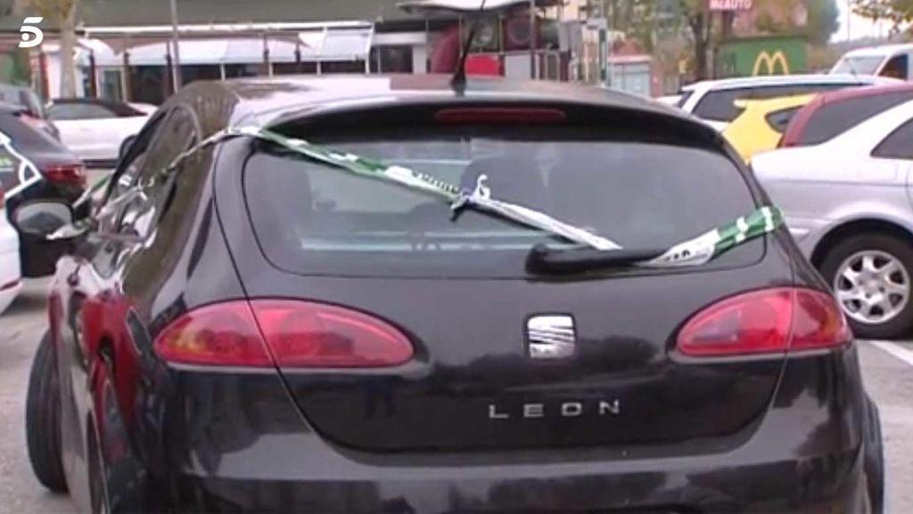 Persecución muy violenta para rescatar a la bebé secuestrada al robar un coche en Madrid