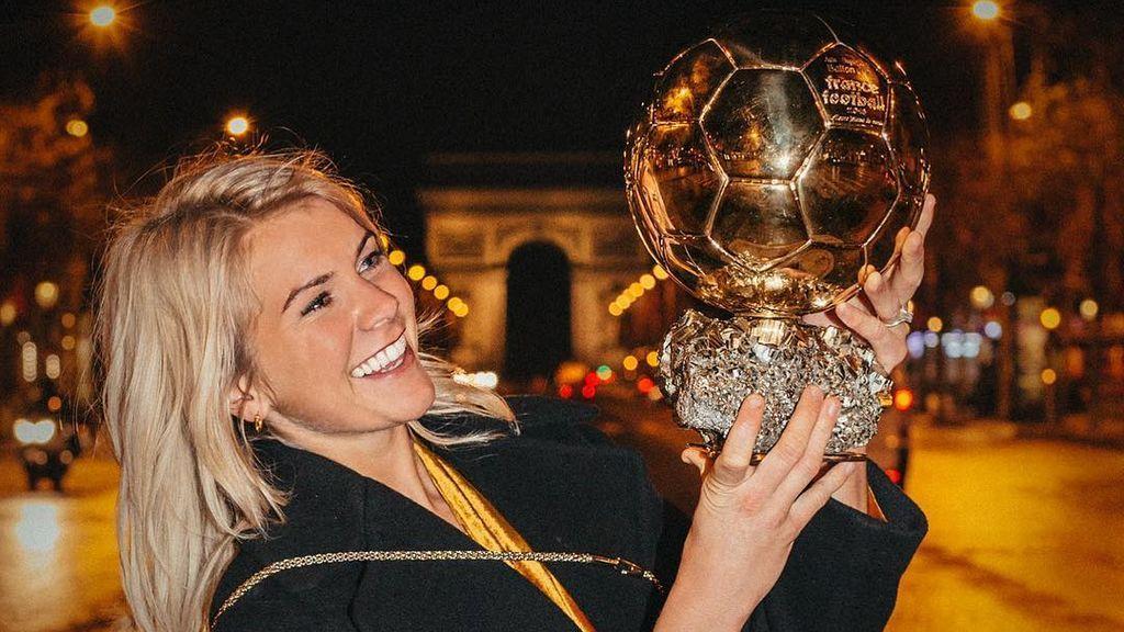 """La pregunta machista hacia Ada Hegerberg, la ganadora del Balón de Oro: """"¿Bailas twerking?"""""""