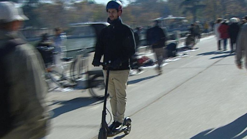 Nueva ordenanza para los patinetes eléctricos en Madrid