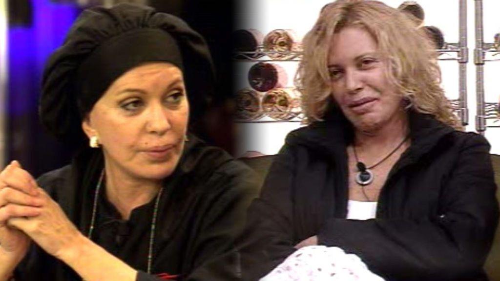 El 'infierno' que Bárbara Rey vivió con Alberto Chicote y Sergi Arola en 2006