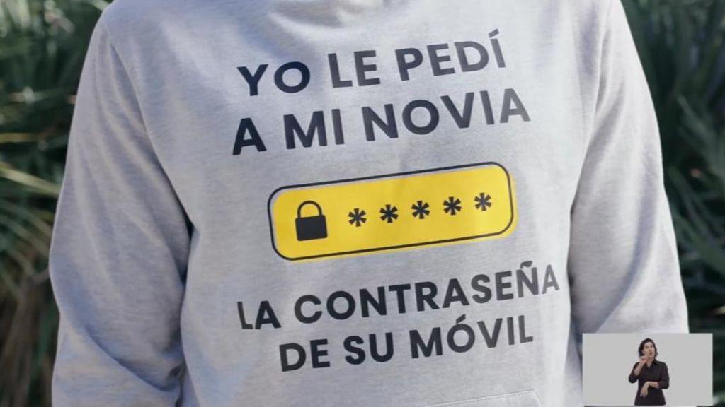 """""""El amor no es control"""" la nueva campaña contra la violencia de género"""