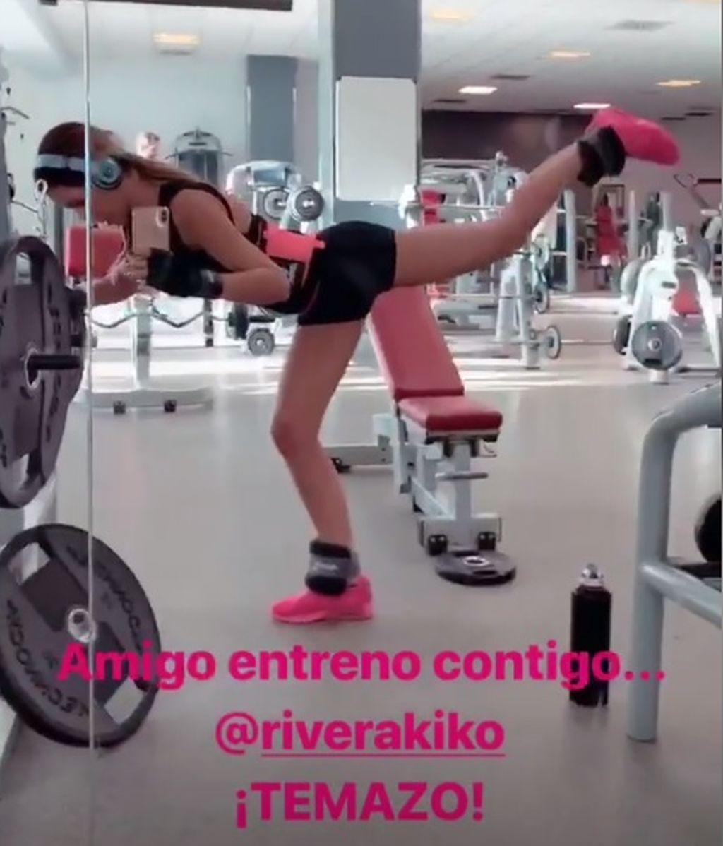 Tamara Gorro deporte